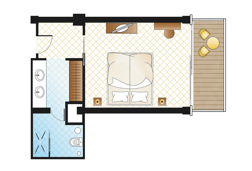 luxury-sea-view-room-floorplan